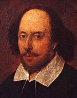 Chandos-portret van Shakespeare