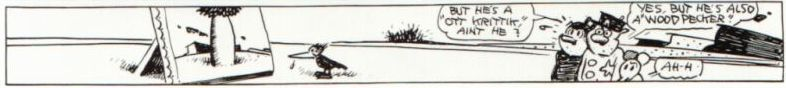 picture from the comic Krazy Kat